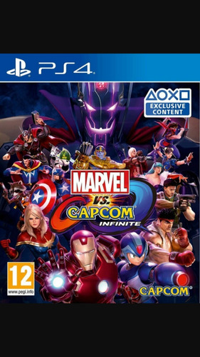 ps4 marvel capcom