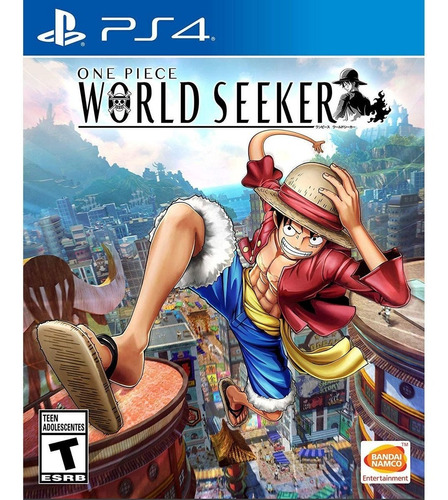 ps4 nuevo one piece world seeker