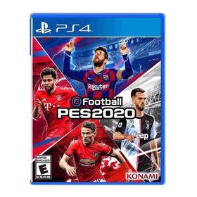 Ps4 Pes Pro Evolution Soccer 2020