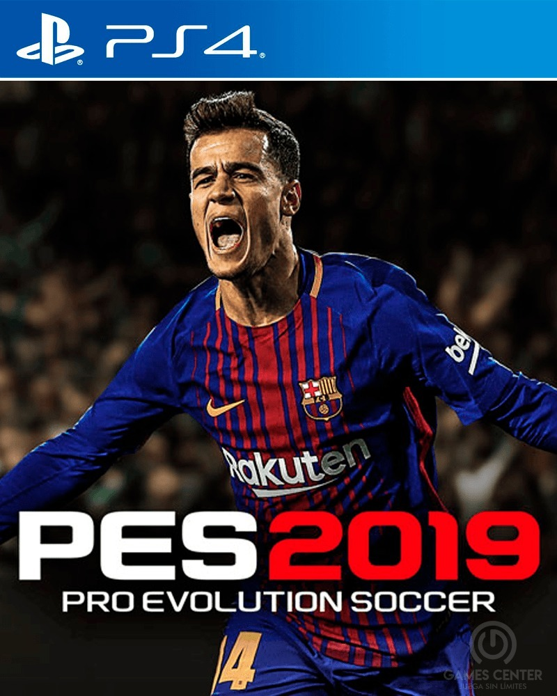 Ps4 Pes 2019 Pro Evolution Soccer Cs 80000 En Mercado Libre 2018 Cargando Zoom