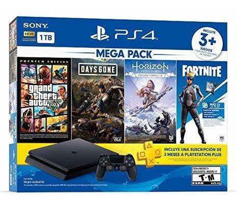 ps4 play 4 sony god call duty mega pack consola gta 5 last
