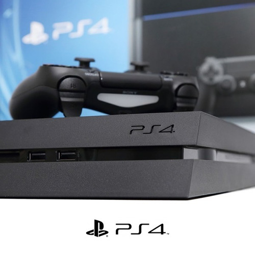 ps4 play station 4 1tb nuevo slim con 2 joystick originales