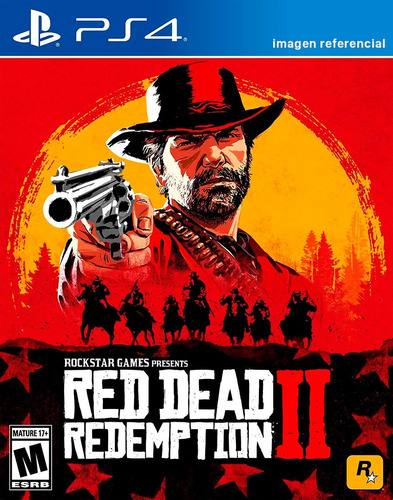 ps4 play station 4 pro hdr 1tb + juego red dead redemtion 2