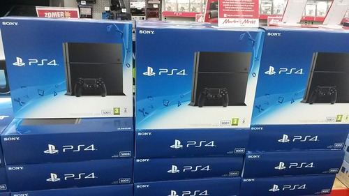 ps4 playstation 4 nuevo modelo 1215a