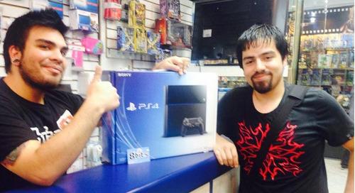 ps4 playstation 4 pro 1tb nuevo sellado