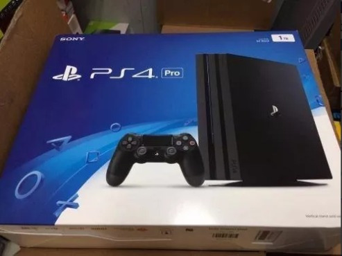 ps4 playstation 4 pro 1tb nuevo sellado