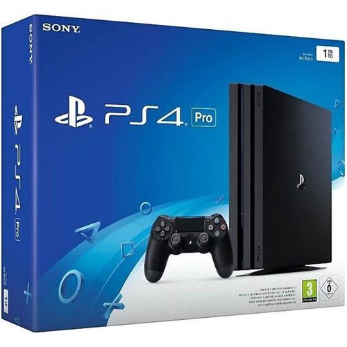 ps4 playstation 4 pro + cod 4 nueva garantia y regalos