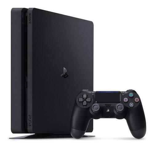 ps4 playstation 4 slim 500gb em campinas sp com nota fiscal