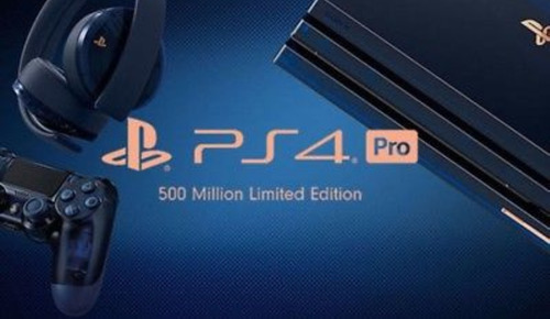 ps4 pro 2tb 4k 500 million limited. con 12meses de garantia