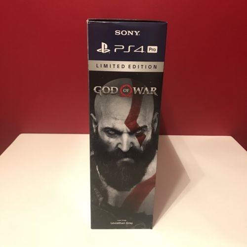 ps4 pro god of war limited edición paquete 1 tb +50762191581