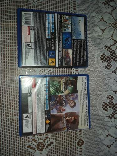 ps4 pro+juegos