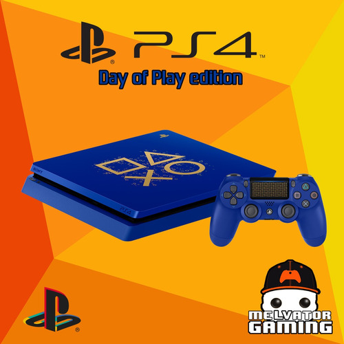 ps4 slim 1 tb days of play edition