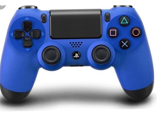 ps4 slim, fifa 18, joystick azul. preguntar antes de ofertar