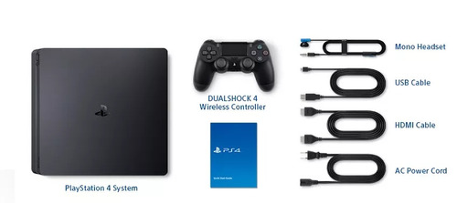 ps4 slim playstation juego
