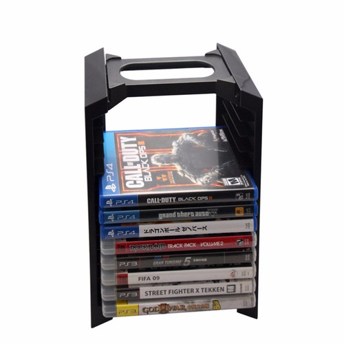 ps4 slim pro base vertical cooler cargador mandos rack-juego