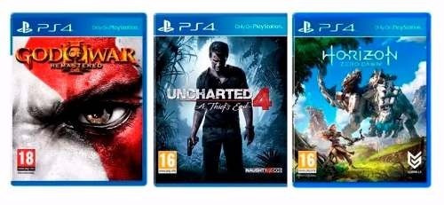 ps4 slim sony 500gb hdr + 3 jogos 2 controle + nota fiscal