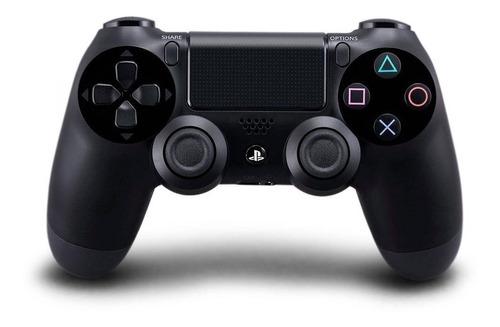 ps4 sony slim 1 tb + fifa 18 + 2 joystick dualshock 4 tactil