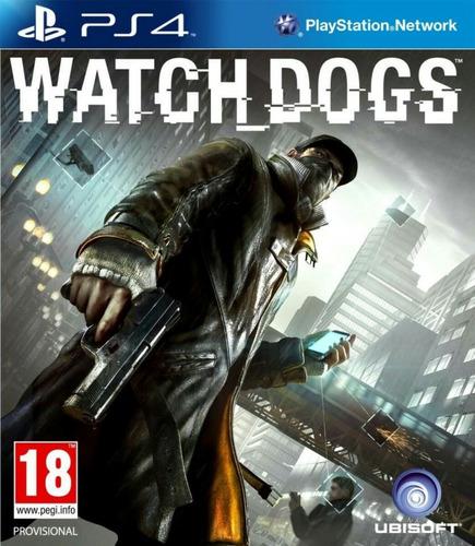 ps4 watchdogs nuevo sellado