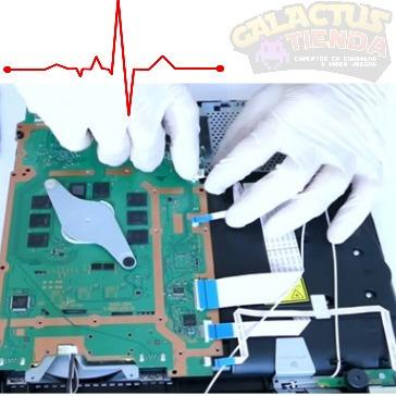 ps4 xbox one reparacion 3ds ps3 tecnico mantenimiento psvita