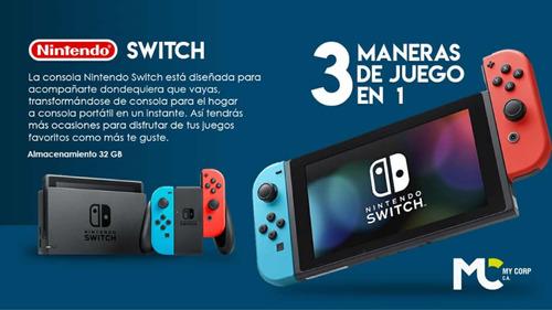 ps4 y nintendo switch
