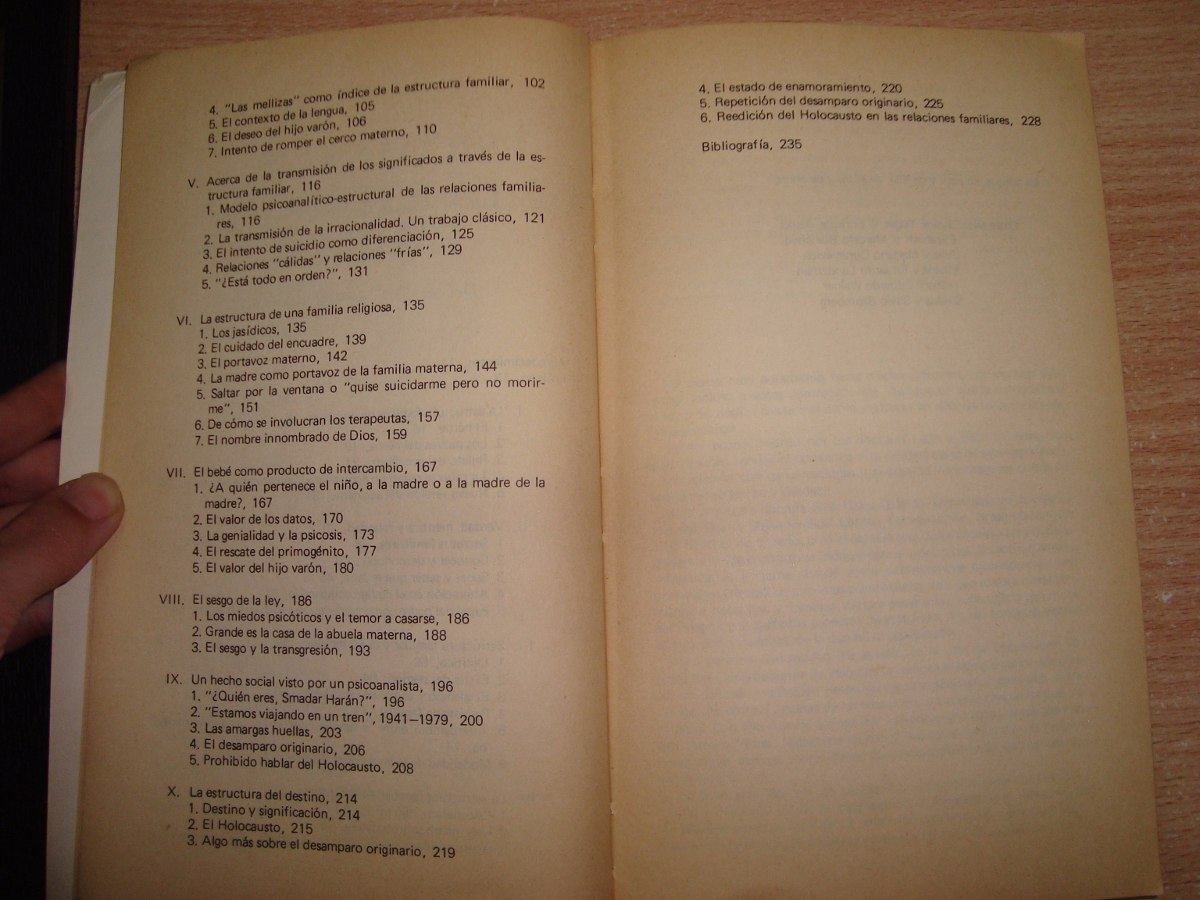 Psicoanálisis De La Estructura Familiar I Berenstein 100 00