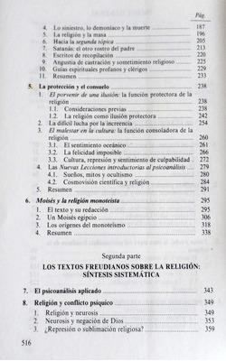 psicoanalisis freudiano de la religion carlos morano