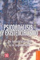 psicoanálisis y existencialismo, frankl, ed. fce