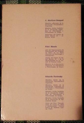 psicodrama psiconalitico en grupos ediciones kargieman