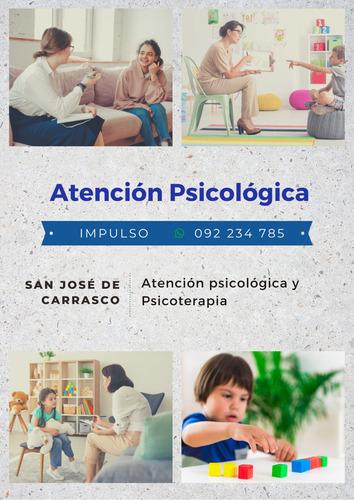 psicóloga. niños ciudad de la costa y montevideo