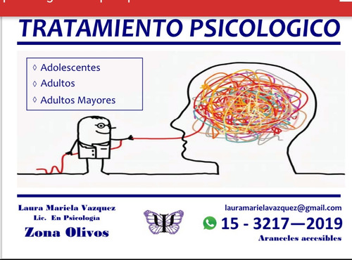psicologa on line - trast ansiedad - panico - manejo emoción