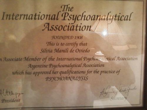 psicologa , psicoanalista , palermo , belgrano , recoleta
