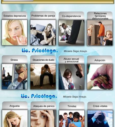 psicologa ¿qué esperas para estar mejor? 1r consulta s/costo