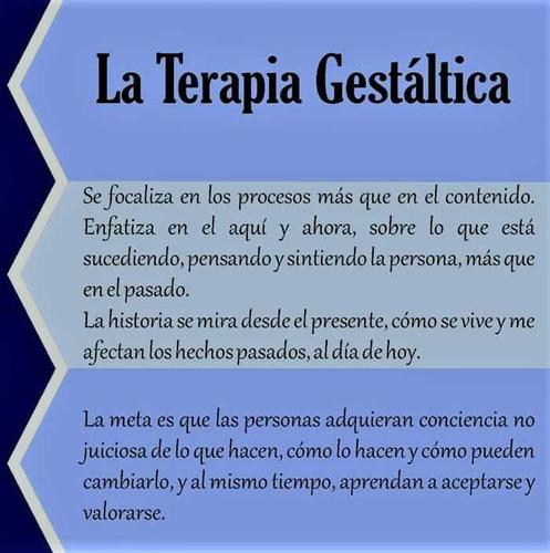 psicóloga. terapeuta gestáltica