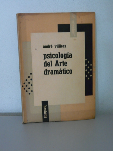 psicología del arte dramático