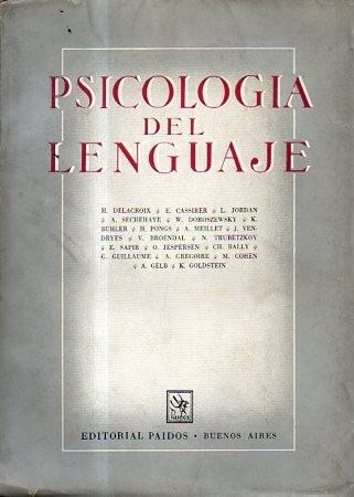 psicologia del lenguaje-delacroix-ed paidos libreria merlin