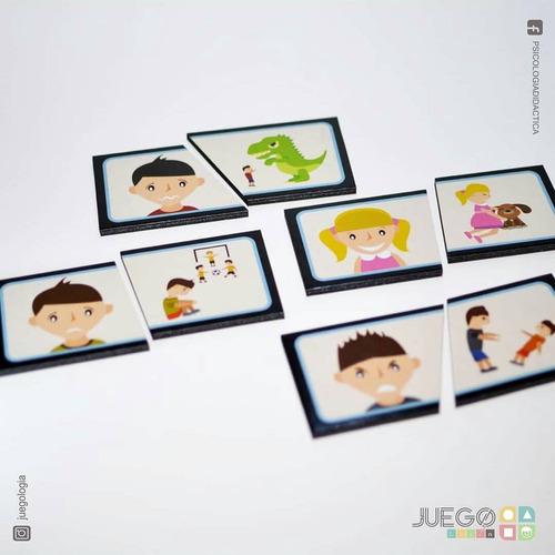 psicología infantil :: unemocion + pictogramas + cómo...