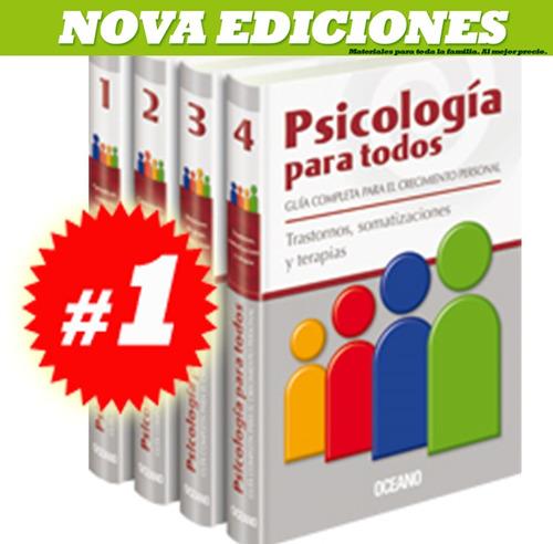 psicología para todos. guía completa. nuevo y original