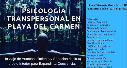 psicología transpersonal evolutiva. sesiones de psicoterapia