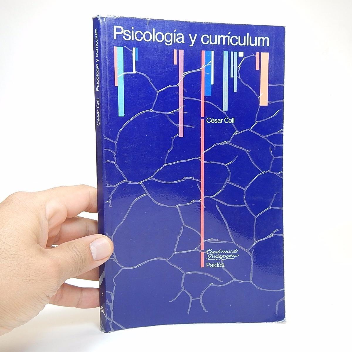 Psicología Y Currículum César Coll Planeación A5 - $ 150.00 en ...