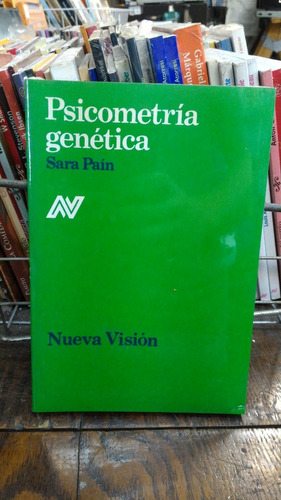 psicometria genetica - sara pain