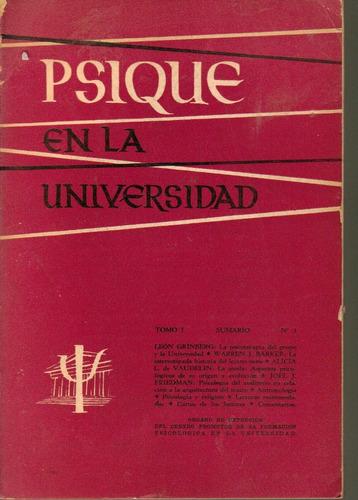 psicoterapia de grupo y universidad psique en universidad