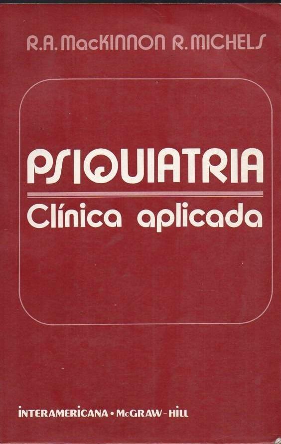 psiquiatria clinica aplicada mackinnon