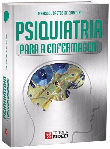 psiquiatria para a enfermagem