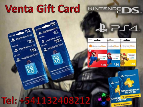 psn card 30 usd dolares ps3 ps4 ps vita entrega inmediata