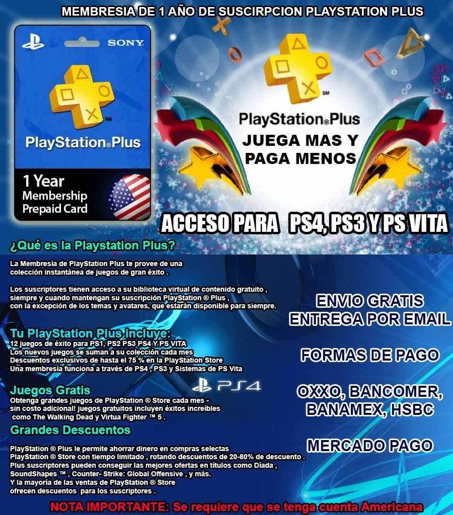 Psn Plus Premios Y Promociones 5 00 En Mercado Libre