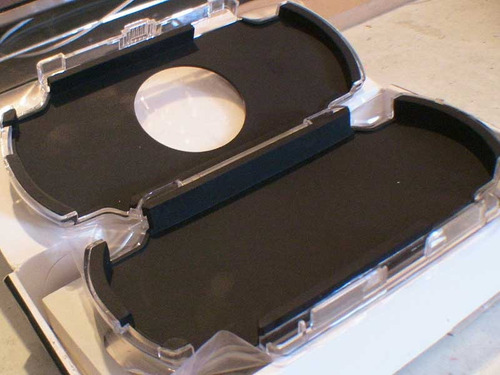 psp 2000 carcasa (hardcase) protector rígido para psp 2000