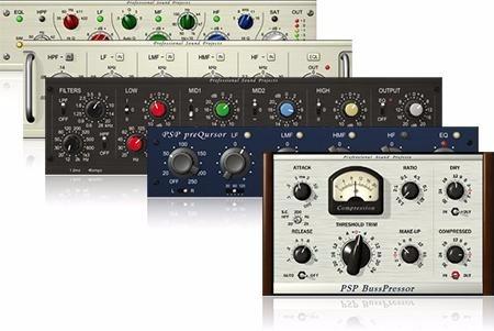 Psp Audioware All Plugins Mac - Envio Imediato