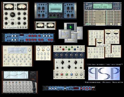 Psp Audioware - Audio Plugins Pack - $ 230,00