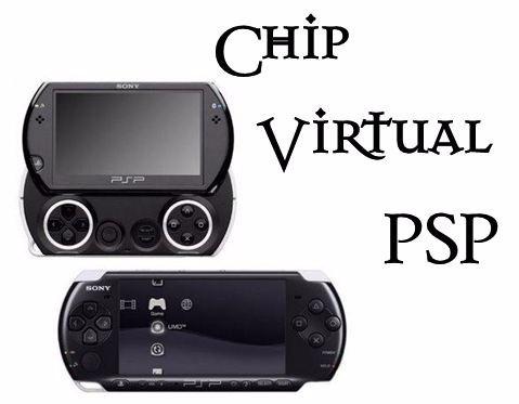 psp chip virtual para cualquier modelo
