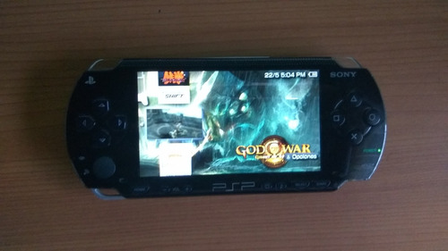 psp con playstation